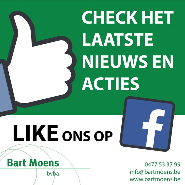 Check het laatste nieuws en acties van Bart Moens