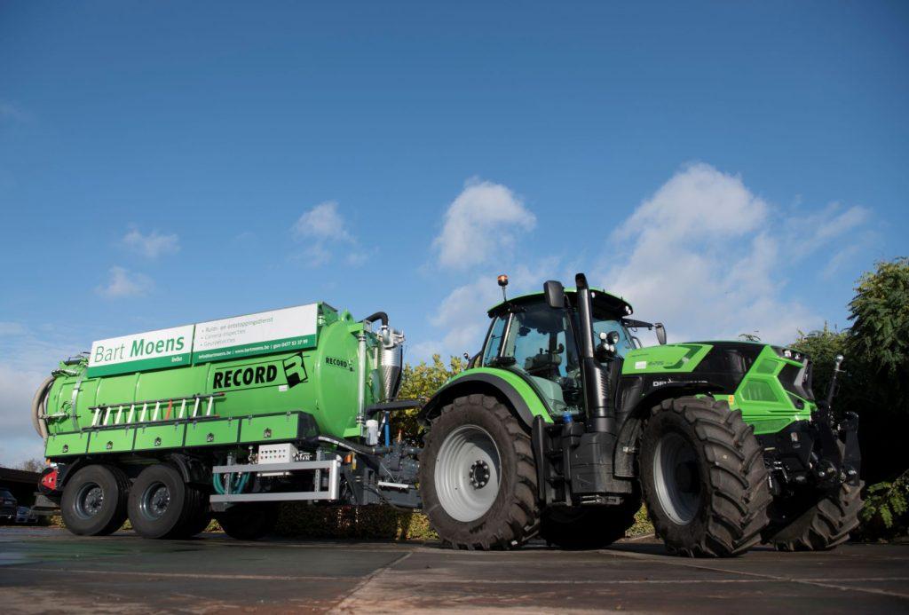 tractor ontstoppingsdienst ruimdienst particulier industrieel